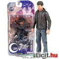 Eladó 14-16cmes Outcast figura - Kyle rátehető fekete démon köddel, képregény megjelenéssel és mozgatható