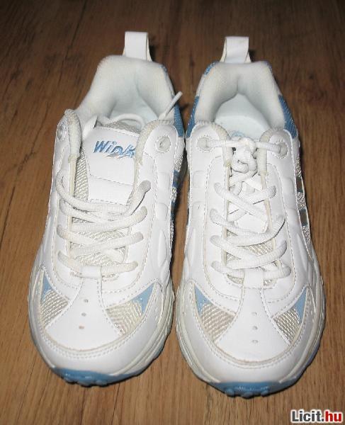 Licit.hu Női fehér Wink sportcipő 44cfbd7521