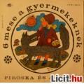 Eladó Piroska és a farkas - 6 mese gyermekeknek - Színész óriások mesélnek!