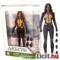 Eladó 16-18cmes DC Comics Vixen figura - Green Arrow / Zöld Íjász TV női szuperhős cserélhető kezekkel - I