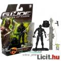 Eladó GI Joe figura - 10cm mozi Snake Eyes Ninja Commando extra-mozgatható nindzsa kommandós figura lövedé