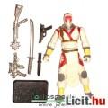 Eladó GI Joe figura - Storm Shadow V11 Cobra Ninja figura lecsapó akcióval, plusz fegyverekkel és talppal