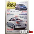 Eladó Autó Motor 2003/5 (KTM LC8 950 Adventure Poszterrel) Autós Magazin