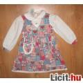 Eladó Romantikus madeirás ruha,méret:122
