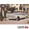 Ford Taunus 17M képeslap