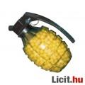 Eladó Kézigránát airsoft muníció BB műanyag lőszeres airsoft fegyverekbe.
