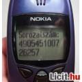 Eladó Nokia 6110 (Ver.11) 1998 Működik Gyűjteménybe (15db állapot képpel :)
