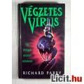 Eladó Végzetes Vírus (Richard Parry) 1992 (3kép+Tartalom :) Thriller