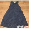 Eladó Pöttyös kord ruha,méret:128/134