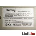 Billentyűzet Chicony KB-9810 (AT-s) kb.1997 (rendben működik) 4képpel