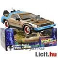 Eladó 36cm Back To The Future - Delorean autó / Vissza a Jövőbe fény- és hangeffektes modell autó - Diamon