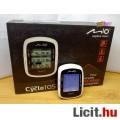 """Eladó Mio Cyclo 105 kerékpáros computer GPS navigáció, 1.8"""" kijelző, Új álla"""