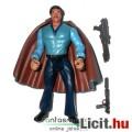 Star Wars figura - Lando Calrissian figura Cloud City megjelenéssel, 2 saját fegyverrel és palásttal