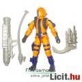 Eladó GI Joe Vintage figura - H.E.A.T. / HEAT Viper v1 1989 figura eredeti kiegészítőkkel - régi / retro h