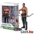 Eladó 18cm-es Green Arrow / Zöld Íjász figura Oliver Queen TV sorozat megjelenéssel, íjjal, nyilakkal és t