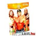 Eladó WWE Pankráció 2015 hivatalos Poszter naptár - 42x29cm / A3-as nagy méretben 12 kitéphető pankrátor p