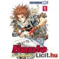 Eladó új Bania, a pokoli futár #1 manga képregény magyar nyelven ELŐRENDELÉS február 15-ig