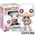 Eladó 10cmes Funko POP figura Gwenpool női Deadpool figura - Marvel Gwen Stacy - Deadpool hibrid rózsaszín