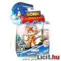 Eladó Sega Sonic figura - 8cm-es Tails játék figura mozgatható végtagokkal - Sonic a Sündisznó - Sonic Boo
