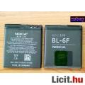 Eladó Akkumulátor Nokia N78, N79, N95 8GB, BL-6F)