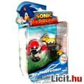 Eladó Sega Sonic figura - 8cm-es Sonic szett Orbot és Cubot 2db robot játék figura - 2db mozgatható minifi