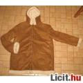 Bélelt lányka kabát,méret:162/170