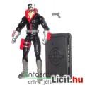 Eladó GI Joe figura - 25th Destro v18 feketerruhás ezüstfejű DVD Battles kiadás 100% komplett figura D