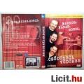 Markos Nádas Boncz Csődörből Vödörbe DVD Borító (Jogtiszta)