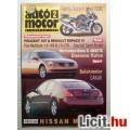 Autó Motor 2003/2 (B.A.R. Honda 005 RA003e V10 Poszterrel) Autós Magaz