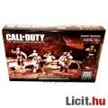 5db-os Call of Duty Mega Bloks figuraa szett - Desert Troopers sivatagi kommandós katona szett 06825