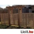 Pergola kapu rendszer(Nuns Grid Gate System)