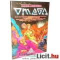 Külföldi képregény - Xavier Musquera - Omega sci-fi képregény, használt, német nyelven - régi retro