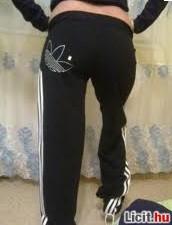 Licit.hu Adidas nagy logós emblémás női nadrágok melegítő alsó ÚJ ... 96d821d880