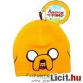 Eladó eredeti kötött sapka Adventure Time / Kalandra Fel - Jake a kutya hímzett mintácal - sztreccses kötö