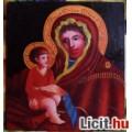 Eladó Gyönyörű szignos aranyozott  IKON kép