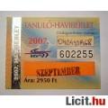 Eladó BKV Havibérlet Tanuló 2007 Szeptember (BKV Bérlet Gyűjteménybe) 2kép