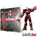 Eladó Hot Toys Vasember figura - 30cm-es Iron Man Mark 35 Red Snapper Armor - mozgatható 1/6 Prémium Gyűjt
