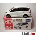 Eladó Tomica AS-01 Toyota Avenza Veloz White 1:60 (2014) ÚJ (11képpel :)
