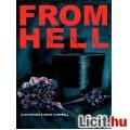 Eladó új Alan Moore-Eddie Campbell From Hell képregény könyv, 576 oldal, teljes keménytáblás kötet - Limit