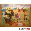 Shrek puzzle kirakó 70 darabos - Vadonatúj!