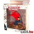 Eladó Schelich DC Comics Igzaság Ligája figura - Superman Justice league mini szobor talapzattal