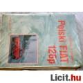 Eladó Polski Fiat 126 szervízkönyv