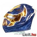 Eladó Pankráció maszk - Sin Cara kék-fehér felvehető Pankrátor Maszk - Lucha / Luchardor mexikói típusú pa