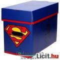 Eladó Képregény tároló doboz - Superman - Comics Short Box / Storage Box 40x21x30 cm - DC Comics