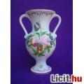 Eladó *Kecses formájú két fülű kerámia váza