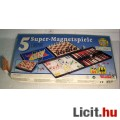 Eladó Simba 5-féle Társasjáték Art.Nr.6015452 Retro kb.1992 (9képpel)