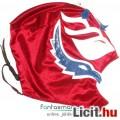 Eladó felvehető Pankráció / Pankrátor Maszk - bordó Rey Mysterio maszk kék-fehér díszítéssel - szövetből,