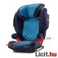 Eladó Recaro Monza Nova 2 seatfix Xenon Blue - kék  gyerekülés