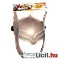 Marvel Bosszúállók Thor sisak játék maszk / álarc állítható pánttal - Új, Hasbro