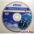 Eladó MSI Drivers & Utilities DVD-ROM (jogtiszta) akár gyűjteménybe is :)